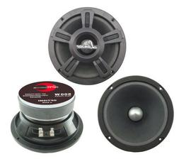 "Lanzar Upgraded 6.5"" High-Power MidBass - Powerful 500 Wat"