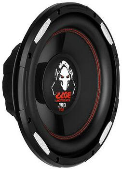 BOSS Audio P100F 1200 Watt, 10 Inch, Single 4 Ohm Voice Coil