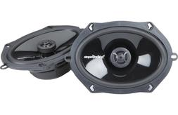"ROCKFORD FOSGATE P1572 5"" x 7"" 2-WAY CAR AUDIO COAXIAL SPEAK"