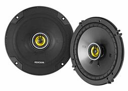 "Pair KICKER 46CSC654 CSC65 6.5"" 6-1/2"" 600 Watt 4-Ohm Car Au"