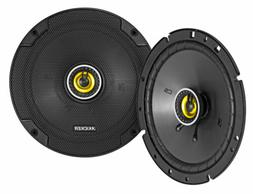 "Pair KICKER 46CSC674 6.75"" 6-3/4"" 600w 4-Ohm Car Audio Coaxi"