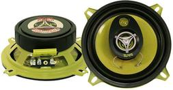 """Pair 5.25"""" inch 5 1/4"""" Car Audio Stereo 3-Way Sound Replacem"""