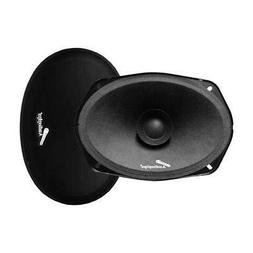 "New Pair Audiopipe Apmb6911dl 6X9 Car Audio Speaker 6""X9"" 25"