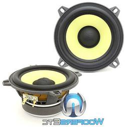 "PAIR FOCAL W/130KR 5.25"" K2 POWER SERIES 70W RMS MIDRANGE CA"