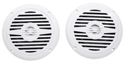 "Pair Rockville MS525W 5.25"" 400 Watt Waterproof Marine Boat"