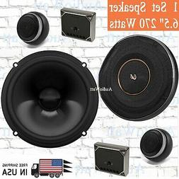 """INFINITY REF-6520CX 6.5"""" 270 Watts COMPONENT CAR SPEAKER SY"""