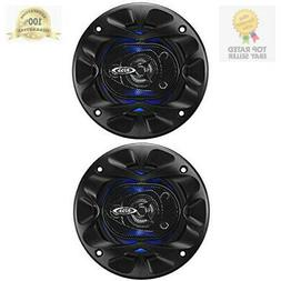 Pairs - BOSS Audio Full Range Speakers 3 Way Car Speakers 22