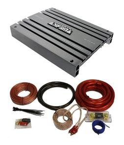 NEW PYRAMID PB3818 5000 Watt 2-Channel Car Audio Amplifier +
