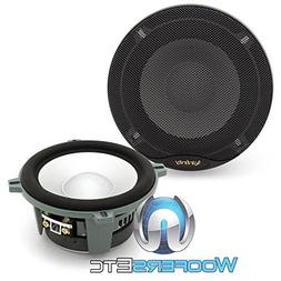 """Infinity Perfect 5.1 5.25"""" 200W RMS Midrange Speakers Only"""