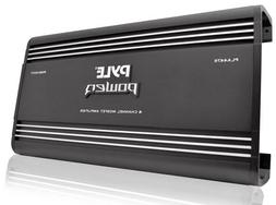 4 Channel Car Stereo Amplifier - 4000W High Power 4-Channel