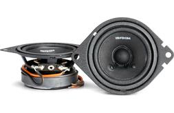 "Memphis Audio PRX27 2-3/4"" 2-Way Power Reference Coaxial Spe"