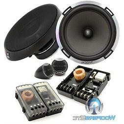 "Focal PS 165 6.5"" 160 Watts RMS 2-Way Performance Series Com"