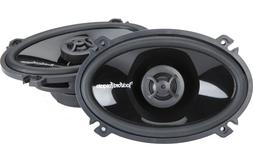"RockFord Fosgate Punch P1462 Car Audio 4""x6"" Punch 2-way Coa"