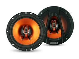 "Cadence Acoustics Q652 250W 6.5"" 2-Way Q-Series Coaxial Car"