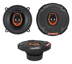 Cadence QRS52 300W 5.25 QRS Series Coaxial Car Speakers