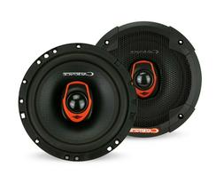 """Cadence QRS65 360W 6.5"""" QRS Series Coaxial Car Speakers - Pa"""