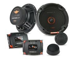 "Cadence QRS6K2 6.5"" 2-Way QRS Series Component Car Speakers"