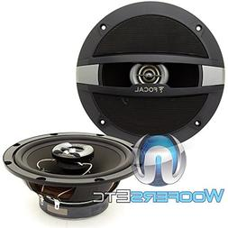 "Focal R-165C 6.5"" 120W RMS 2-Way Auditor Series Coaxial Spea"