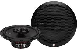 "Rockford Fosgate R165X3 6.5"" 90W 3 Way Car Audio Coaxial Spe"
