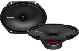 "Rockford Fosgate R168X2 110 Watt 6"" x 8"" 2-Way Coaxial Car A"