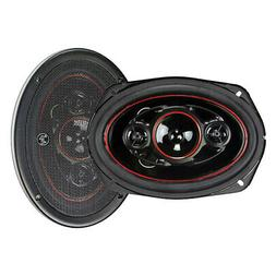 "Audiopipe Redline6x9"" 4 way 25 oz car speaker"