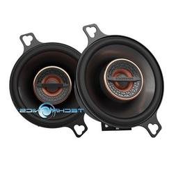 """INFINITY REF-3022CFX 75W 3.5"""" REFERENCE COAXIAL CAR SPEAKERS"""