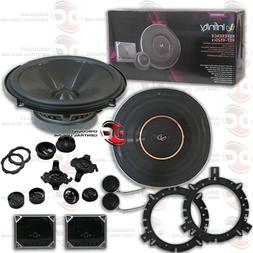 """INFINITY REF-6520CX REFERENCE 6.75"""" 6.5"""" COMPONENT SPEAKERS"""