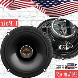 "INFINITY REF-6522EX 6.5"" 330W 2-WAY REFERENCE SHALLOW MOUNT"