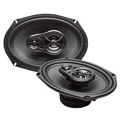 "Skar Audio RPX69 6"" x9"" 3-Way 520 Watt Coaxial Car Speakers"