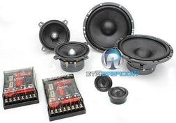 """SG-165A3 - Focal 6.5"""" + 4"""" Access 3-Way Component Speakers"""