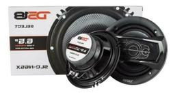 "SLC-N65X DS18 6.5"" 4-way Car Audio Door Speakers 400 Watts 4"