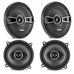 Kicker Speaker Bundle - Two pairs of Kicker 5.25 Inch KS-Ser