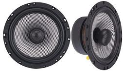 "American Bass SQ65 - 6 1/2"" Speakers 2 Way 160W Swivel Tweet"