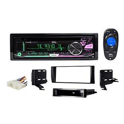 JVC Stereo CD Player/Receiver w/Bluetooth+USB+Pandora for 20