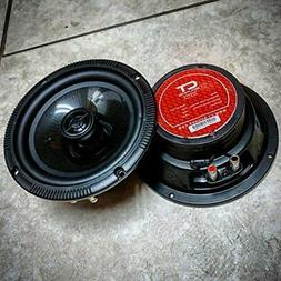 CT Sounds Strato 6.5 Inch Coaxial Car Speaker Set 6.5 Inch C