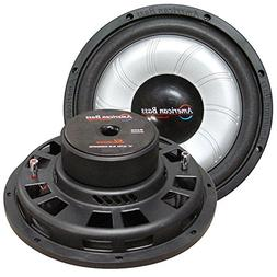 Subwoofer Car Audio, 12 Inch 500 Watts Max 4 Ohm SVC Speaker