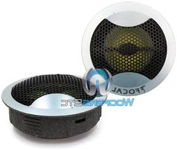 TN-53K - FOCAL TWEETERS ONE PAIR NEW POLYKEVLAR SERIES FROM