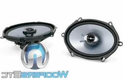 "JL AUDIO TR570-CXI CAR 5""x7"" 6""x8"" 50W RMS COAXIAL SPEAKERS"