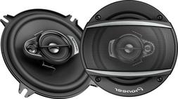 "Pioneer TS-A1370F A-Series 5-1/4"" 3-Way Car Speakers"
