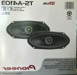 Pioneer TS-A4103 4 x 10 2-way Car Speakers