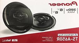 "Pioneer TS-A650R TS-A Series 6-1/2"" 3-Way Car Speakers with"
