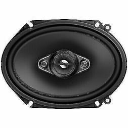 """PIONEER TS-A6880F 6 x 8"""" 4-WAY CAR AUDIO COAXIAL SPEAKERS 35"""