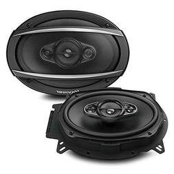 "Pioneer - TS-A6970F - 300 Watts 6"" x 9"" 4-Way Coaxial Car Au"
