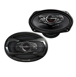 "New Pioneer 650 Watts 6"" X 9"" 5-Way 4 ohms Full Range Coaxia"