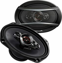 Pioneer TS-A6996S 6 Inch X 9 Inch 650W 5-Way Speakers