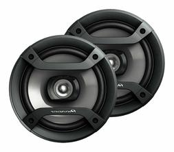 "Pioneer TS-F1634R 6.5"" 200W 2-Way Speakers PAIR"