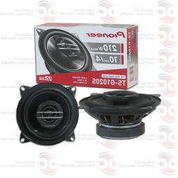 "PIONEER TS-G1020S 4"" 4-INCH CAR AUDIO COAXIAL 2-WAY SPEAKERS"