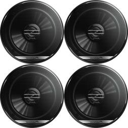 "Pioneer TS-G1645R 2-Way 6-1/2"" 500 Watt Car Audio Coaxial Sp"
