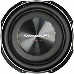 "PIONEER TS-SW2502S4 10"" 1,200-Watt Shallow Subwoofer with Si"