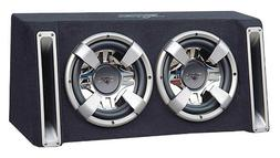 Lanzar VCHB212 Vector 2400 Watts Dual 12 in. Slim Designed B